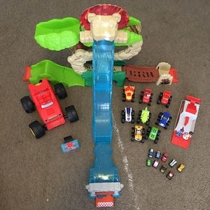 Blaze and the Monster Machines Lot